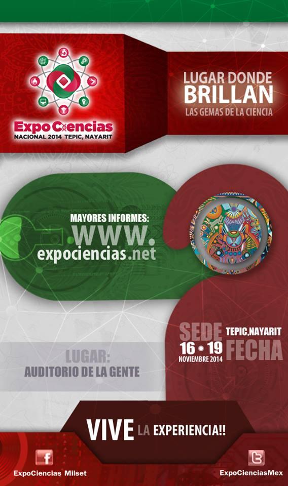 Expociencias Nal2014